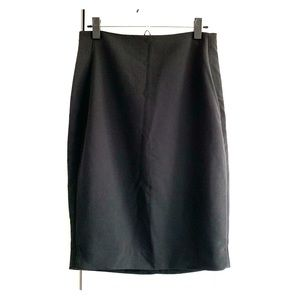 {NWT} The Limited | Black Pencil Skirt